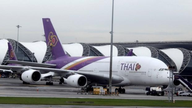 Aerolinea nacional de Tailandia pierde su estatus de empresa estatal hinh anh 1