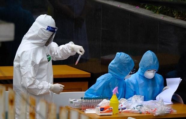 Reporte diario: Vietnam se mantiene con 57 casos activos de coronavirus hinh anh 1