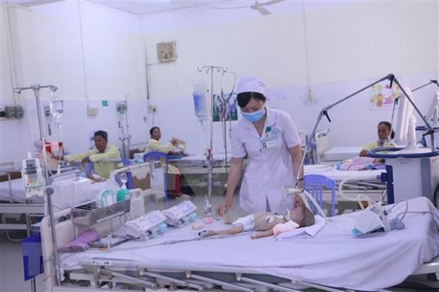 Hanoi impulsa medidas preventivas contra epidemia de dengue hinh anh 1