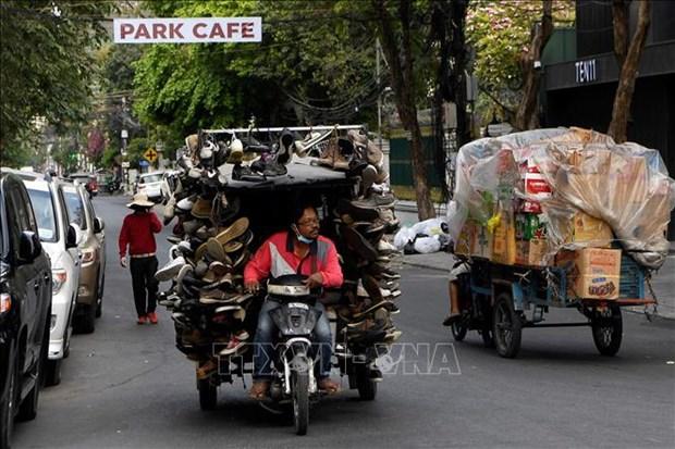 Camboya ofrece asistencia a casi 60 mil desempleados hinh anh 1