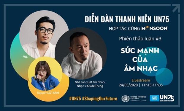 Aportan jovenes vietnamitas a solucion de temas globales hinh anh 1