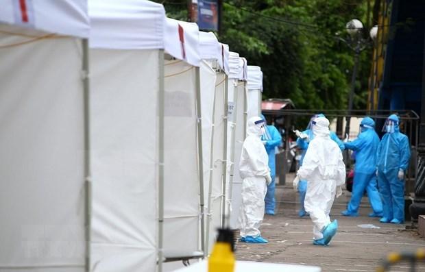 Vietnam reporta nuevo caso importado de COVID-19 hinh anh 1
