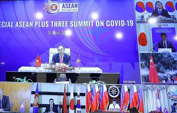 Destacan expertos cooperacion internacional en lucha contra COVID-19 en Sudeste Asiatico hinh anh 1