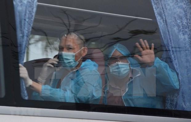 Vietnam continua repatriacion de sus ciudadanos hinh anh 1