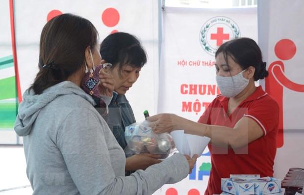 """Ciudad de Da Nang desarrolla """"Mercado humanitario"""" para respaldar a necesitados hinh anh 1"""