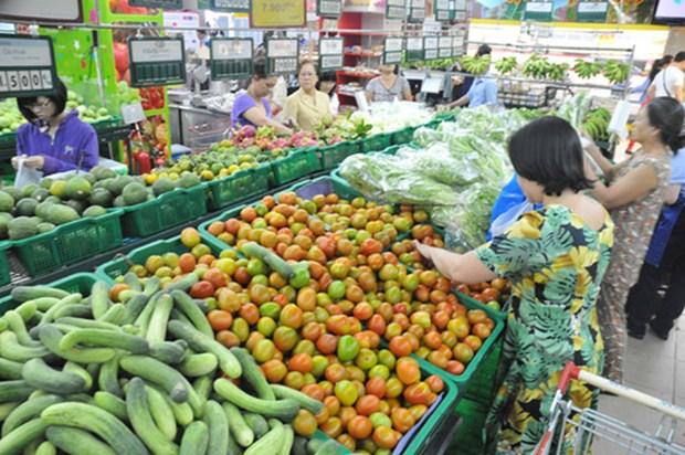 Estados Unidos es mayor proveedor de frutas y verduras en Vietnam hinh anh 1