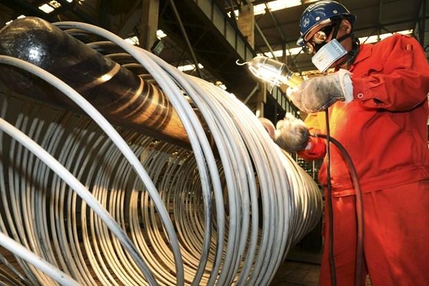Disminuye produccion de metales de Filipinas en primer trimestre de 2020 hinh anh 1