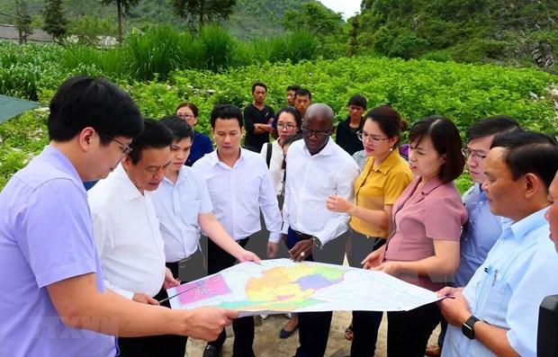Establecen provincia vietnamita y Banco Mundial cooperacion estrategica en 2020-2025 hinh anh 1
