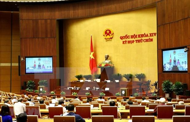 Parlamento de Vietnam analiza proyecto de Ley de Conciliacion y Dialogo en el Tribunal hinh anh 1