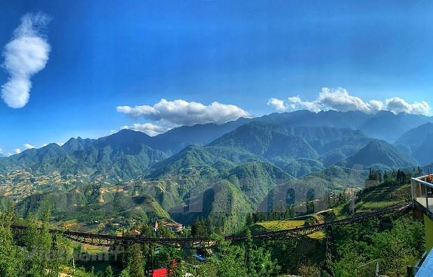 Encuesta refleja perspectivas favorables del turismo domestico en Vietnam hinh anh 1