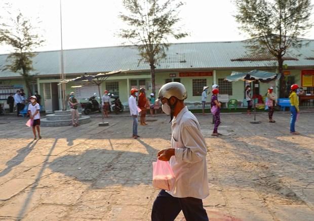 UNICEF asiste a provincia vietnamita en lucha contra epidemia y desastres naturales hinh anh 1