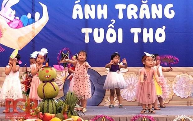 Provincia vietnamita lanzara el Mes de Accion por los Ninos hinh anh 1