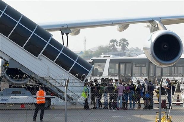 Camboya aplica cuarentena obligatoria a viajeros por via aerea hinh anh 1