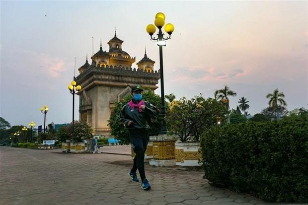 Banco regional apoya Laos en la lucha contra la epidemia COVID -19 hinh anh 1