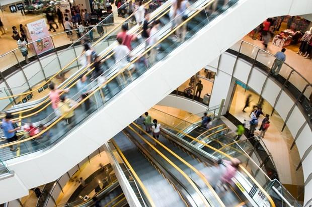 Centros comerciales en Yakarta listos para reabrir hinh anh 1