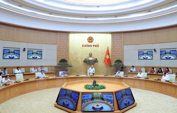 Premier de Vietnam exige perfeccionar planificacion de zonas economicas clave hinh anh 1