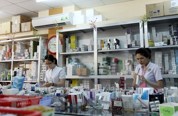 Empresas farmaceuticas vietnamitas alcanzan beneficios hinh anh 1