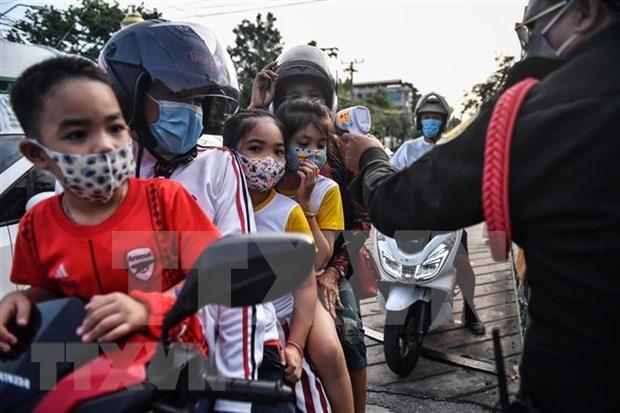 Tailandia entra en la carrera mundial por la vacuna contra el COVID-19 hinh anh 1