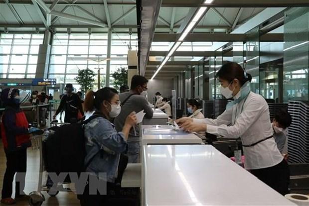 Vietnam repatria a mas ciudadanos desde Corea del Sur hinh anh 1