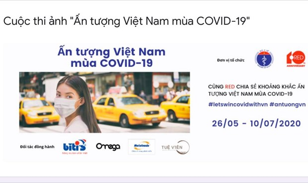 """Lanzan concurso de fotografia """"Impresionante Vietnam en la temporada de COVID-19"""" hinh anh 1"""