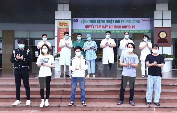 Califica alianza para vacunacion a Vietnam como ejemplo a seguir en lucha contra COVID-19 hinh anh 1