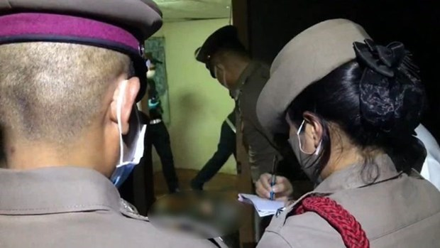Tiroteo en radioemisora de Tailandia provoca tres muertes hinh anh 1