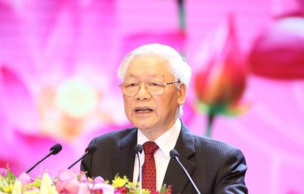 Felicitaciones por los 45 anos de relaciones diplomaticas Vietnam- Myanmar hinh anh 1