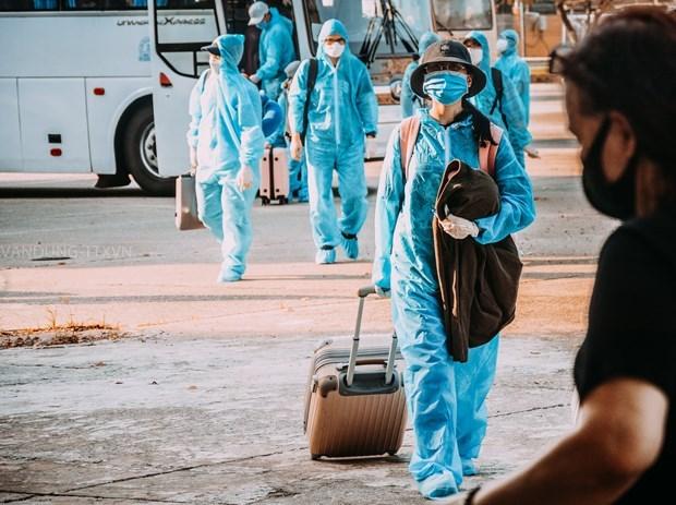 COVID-19 en Vietnam: dia 42 sin transmision en la comunidad hinh anh 1