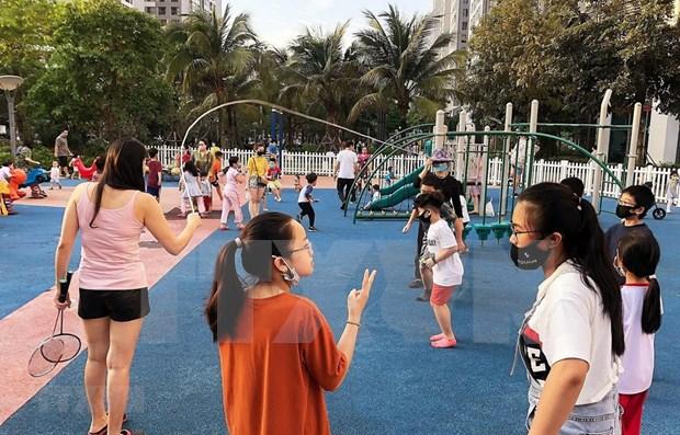 Vietnam refuerza la proteccion infantil en el entorno de internet hinh anh 1