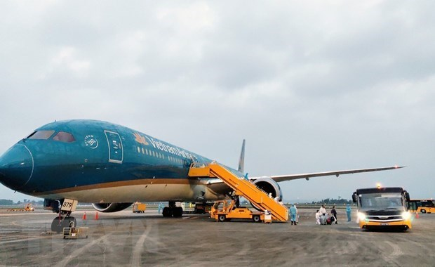 Vietnam considera aflojar politicas de inmigracion y reanudar vuelos hinh anh 1