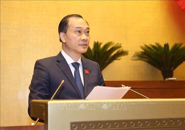 Ley de Inversion PPP centra agenda de Asamblea Nacional de Vietnam hinh anh 1