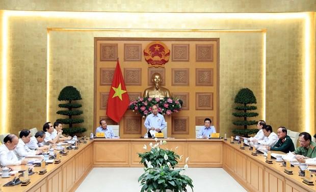 Estudia Gobierno de Vietnam la reforma salarial hinh anh 1