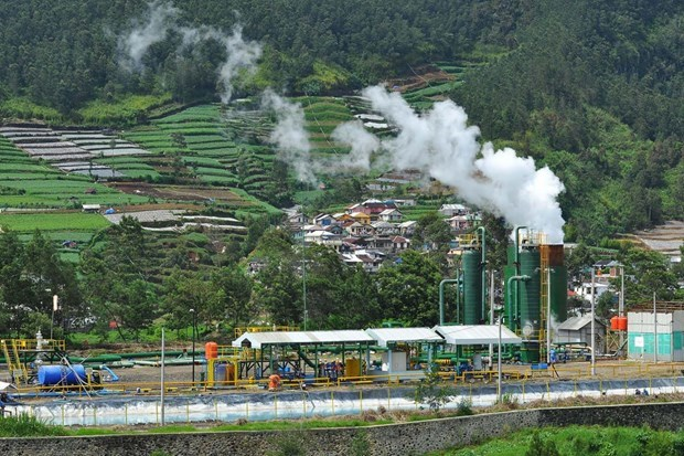 BAD ayuda a Indonesia a desarrollar energia geotermica hinh anh 1