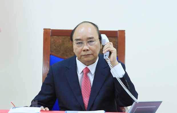 Aprecia Singapur papel de Vietnam en impulso de cooperacion antiepidemica en ASEAN hinh anh 1