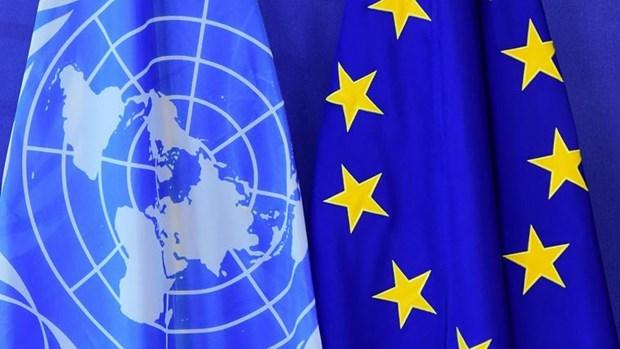 Vietnam e Indonesia aprecian el papel de la UE en el impulso del multilateralismo hinh anh 1