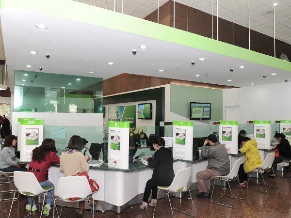 Vietcombank figura entre las mil empresas mas grandes del mundo, segun ranking de Forbes hinh anh 1