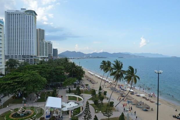 Llegada de visitantes internacionales a Vietnam reduce fuertemente hinh anh 1