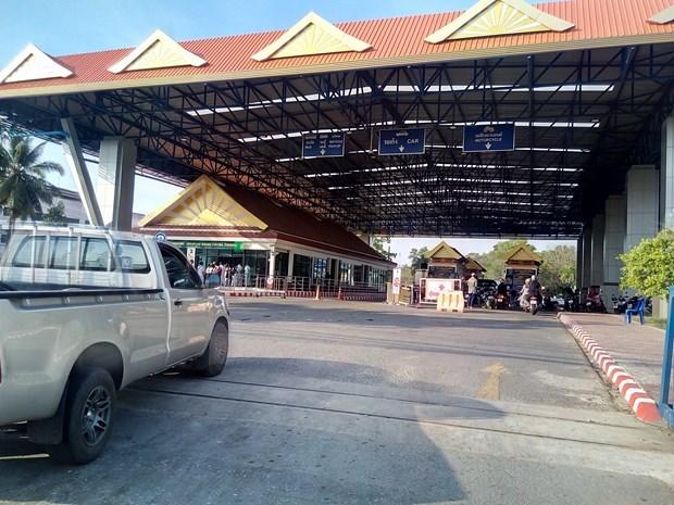 Cierran punto de control Padang Besar en la frontera Tailandia- Malasia hinh anh 1