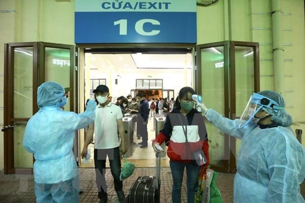 Vietnam completa 43 dias consecutivos sin nuevos casos de contagio local de COVID-19 hinh anh 1