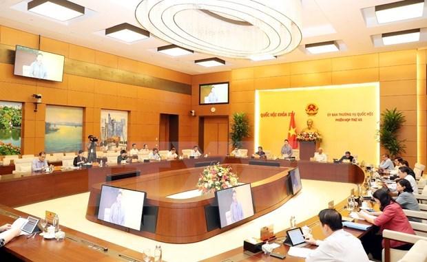 Promueve Vietnam la aplicacion tecnologica en actividades parlamentarias hinh anh 1