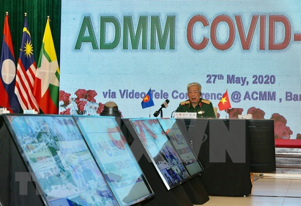 Resalta periodico japones oportunidades y desafios de Vietnam en ano de presidencia de ASEAN 2020 hinh anh 1