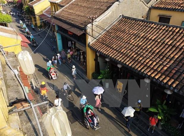 Casco antiguo de Hoi An reanudara sus actividades turisticas el 1 de junio hinh anh 1