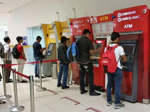 Reanudara Malasia horario de funcionamiento habitual de cajeros automaticos hinh anh 1