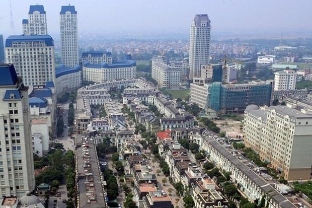 Hanoi atrae inversion extranjera millonaria en cinco meses hinh anh 1