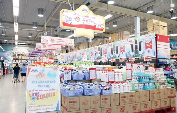 Indice de precios al consumidor de Ciudad Ho Chi Minh disminuye en mayo hinh anh 1