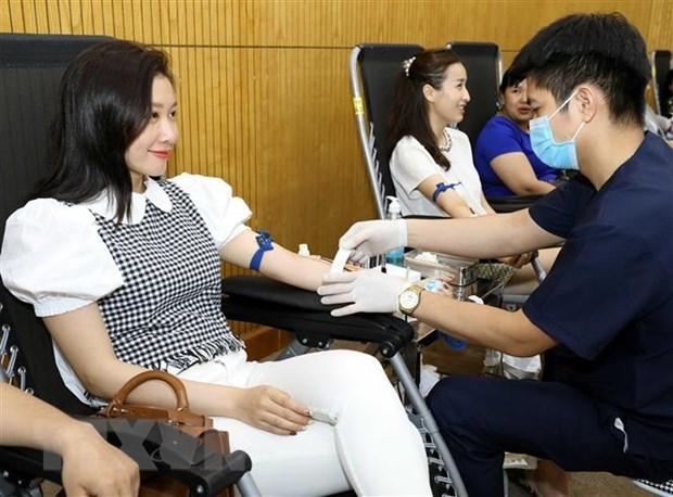 Promueve Vietnam campana de donacion de sangre en 2020 hinh anh 1