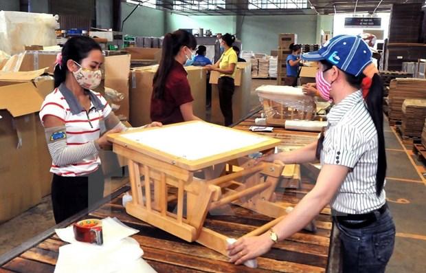 Vietnam reporta alza en establecimiento de nuevas empresas hinh anh 1