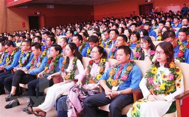 Destacan a jovenes ejemplos en cumplimiento de recomendaciones del Tio Ho hinh anh 1