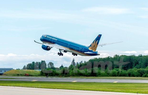 Vietnam Airlines recupera operacion de todos los vuelos nacionales hinh anh 1
