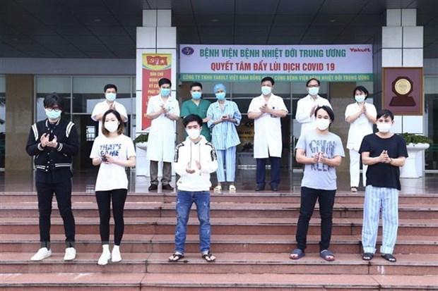 Exitos vietnamitas en lucha contra el COVID-19 impresionan a periodista britanica hinh anh 1